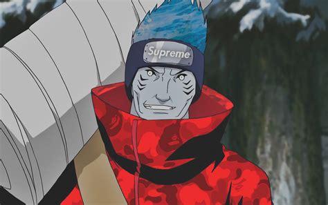 Kisame Bape/supreme Edit