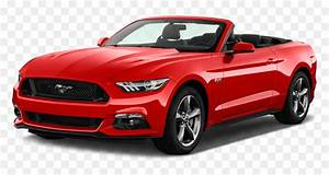 Red Mustang Fox Body Convertible Png - Ford Mustang Convertible 2017, Transparent Png - vhv