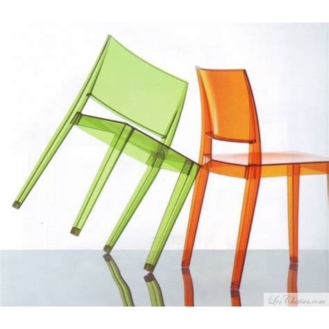 chaise transparente design chaise design gyza et chaises design