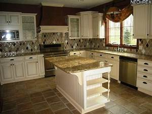what color of wall paint would look good with cream glazed With kitchen colors with white cabinets with canvas wall art set
