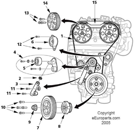 2006 Volvo Xc90 Serpentine Belt Diagram