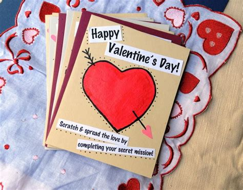 valentines day card ideas 30 creative valentine day card ideas tutorials hative