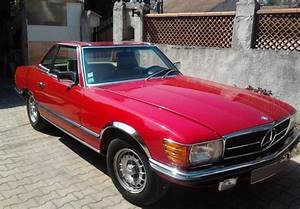 Garage Mercedes Marseille : location mercedes benz 350 sl 1972 rouge 1972 rouge marseille ~ Gottalentnigeria.com Avis de Voitures