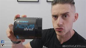 Hybrid Performance Actv8 Shred Thermogenic Fat Burner Supplement Review