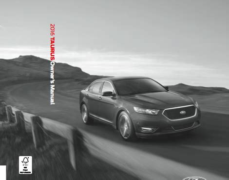 ford taurus owners manual zofti