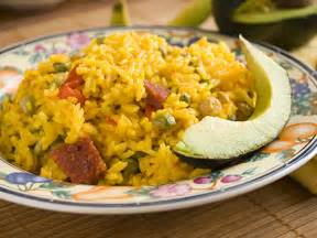 Puerto Rico Food Dishes