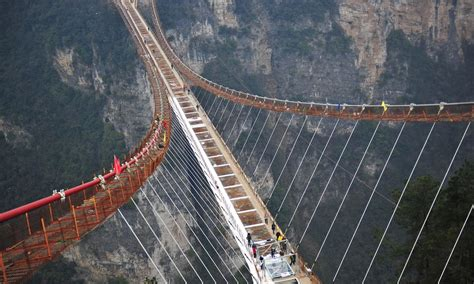 indonesia kaca the world 39 s highest glass bridge and more