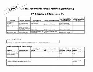 performance management the coca cola perspective by With mid year review template
