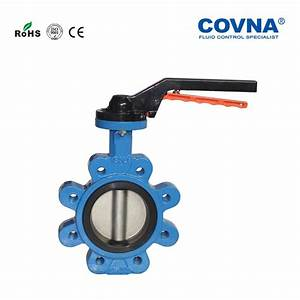 Dn40 1 1  2 Manual Lug Type Butterfly Valve Casting