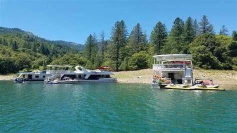 Houseboat Lake Shasta by Shasta Lake Houseboat Rentals And Vacation Information
