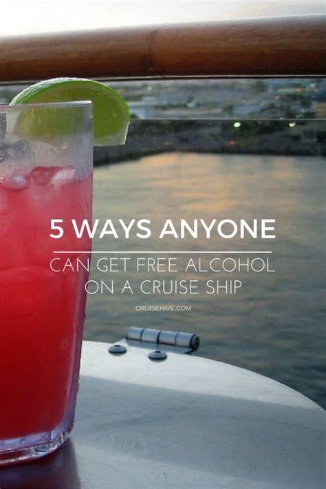 Getting Liquor On A Cruise Ship | Fitbudha.com