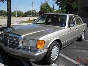 1987 Mercedes 420 Sel 26k
