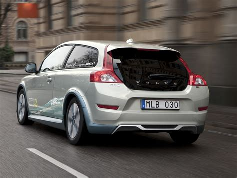 Volvo Photo by Car Pictures Volvo C30 Electric Car 2011