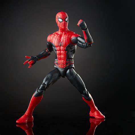 marvel legends series spider man   home spider man