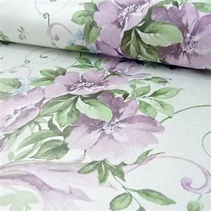 Holden Eden Hall Sylvie Flower Pattern Wallpaper Floral ...