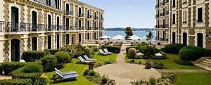 Le Grand Hôtel, hôtel 5 étoiles à Dinard Hôtels Barrière