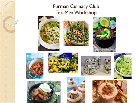 cuisine tex mex furman culinary feasts on tex mex cuisine live well
