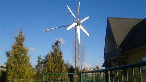 Расчёт ветрогенератора