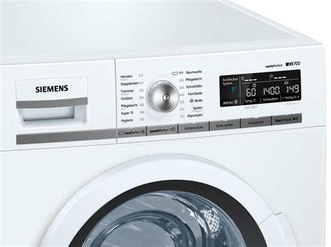 wm 14 w 550 siemens wm14w550 waschmaschine wei 223 ebay
