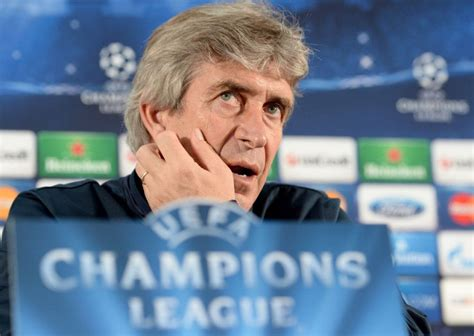 Manchester City appear less daunted by draw than their ...