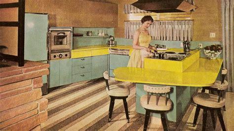 cuisine vintage formica cuisine le règne du formica