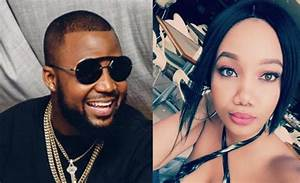 Cassper Nyovest denies Azania's daughter Shamiso was his