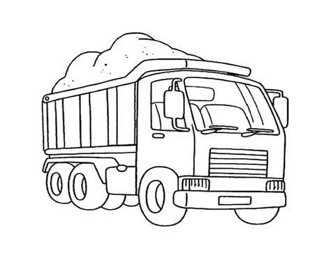 Kleurplaat Volvo Vrachtwagen by Top Kleurplaat Vrachtwagen Gateway3ds