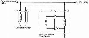 22re Cold Start Wiring Diagram