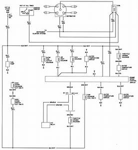 92 Mazda B2200 Headlight Wiring Diagram