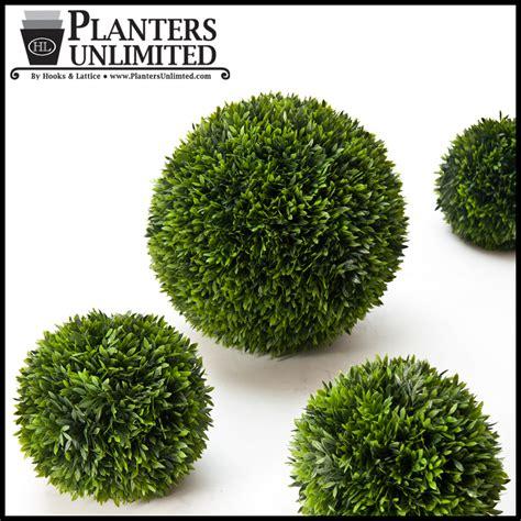 Faux Topiary Balls, Artificial Topiary Balls Indoor