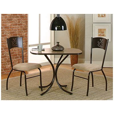 Big Lots Bistro Table And Chairs by 3 Coffee Cup Bistro Set Big Lots