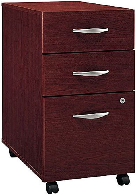 Desk With File Drawer by Bush Wc36753su Three Drawer File Collection Series C