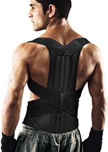 Amazon.com: Back Brace Posture Corrector for Women and Men ...