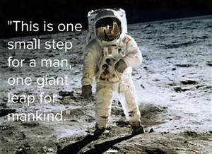 The Step That Changed the World - Landing on the Moon