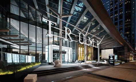 Vancouver Trump Tower Luxury Hotels Vancouver Trump International Hotel
