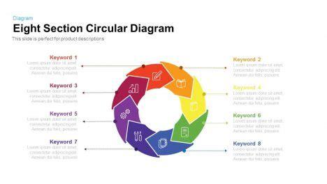 pros cons arrow diagram powerpoint  keynote template slidebazaar
