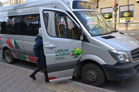 Šoferus cenšas aizsargāt, pasažieriem iesaka apdomāties ...