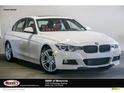 bmw interior colors 2017 alpine white bmw 3 series 330i sedan 117265560