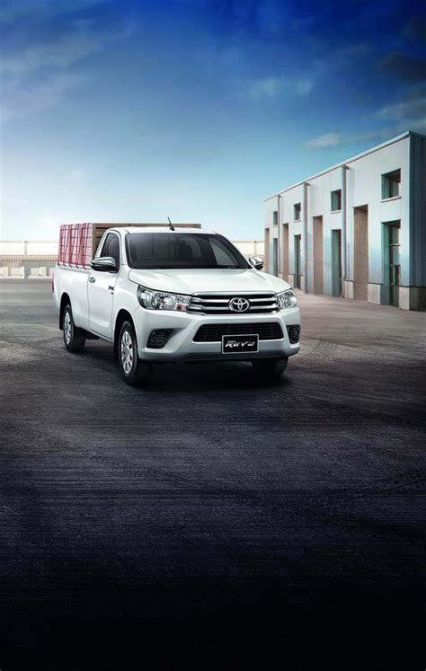 toyota hilux   thailand   rugged facelift