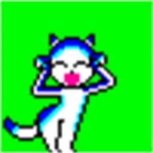 NYAN CAT GIF! 50x50 icon by ChocolaaaateInsane on DeviantArt