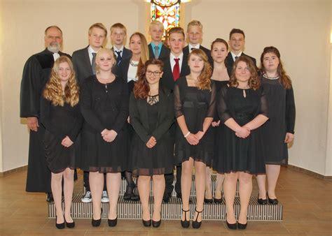 konfirmation evangelische kirchengemeinde roedinghausen