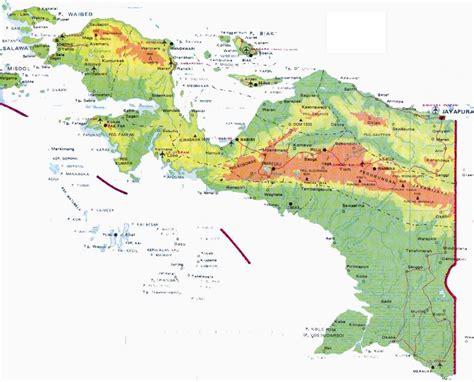 island papua