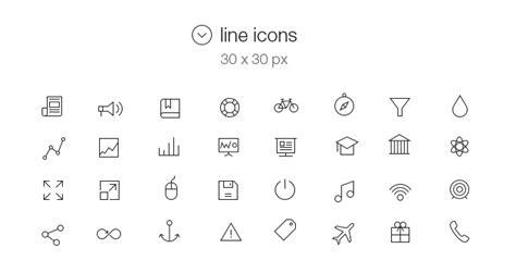 tab bar icons ios 7 vol4 media icons pixeden