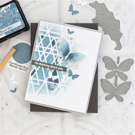 selective ink blending  images card craft