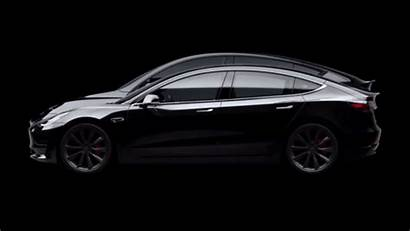 Tesla Carscoops Against Stacks Cars Animated