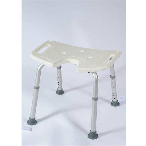 siège de handicapé tabouret de anatomique bora avec poignées