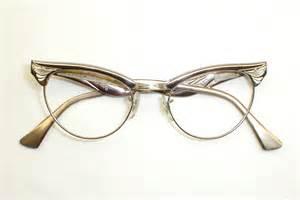 vintage cat eye glasses vintage cat eye glasses eyeglasses 1950s 60s zylite serena