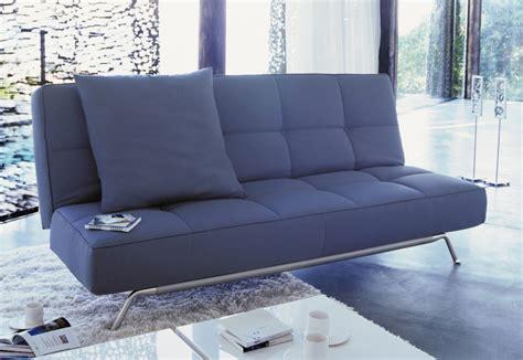 sofa bed  fabric smala ligne roset luxury