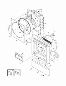 Looking For Frigidaire Model Gleq2152es0 Dryer Repair