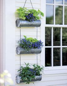 Window Seal Pots by Hanging Baskets And Flower Pots Free Shipping